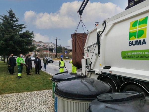 SUMA launches environmentally friendly fleets