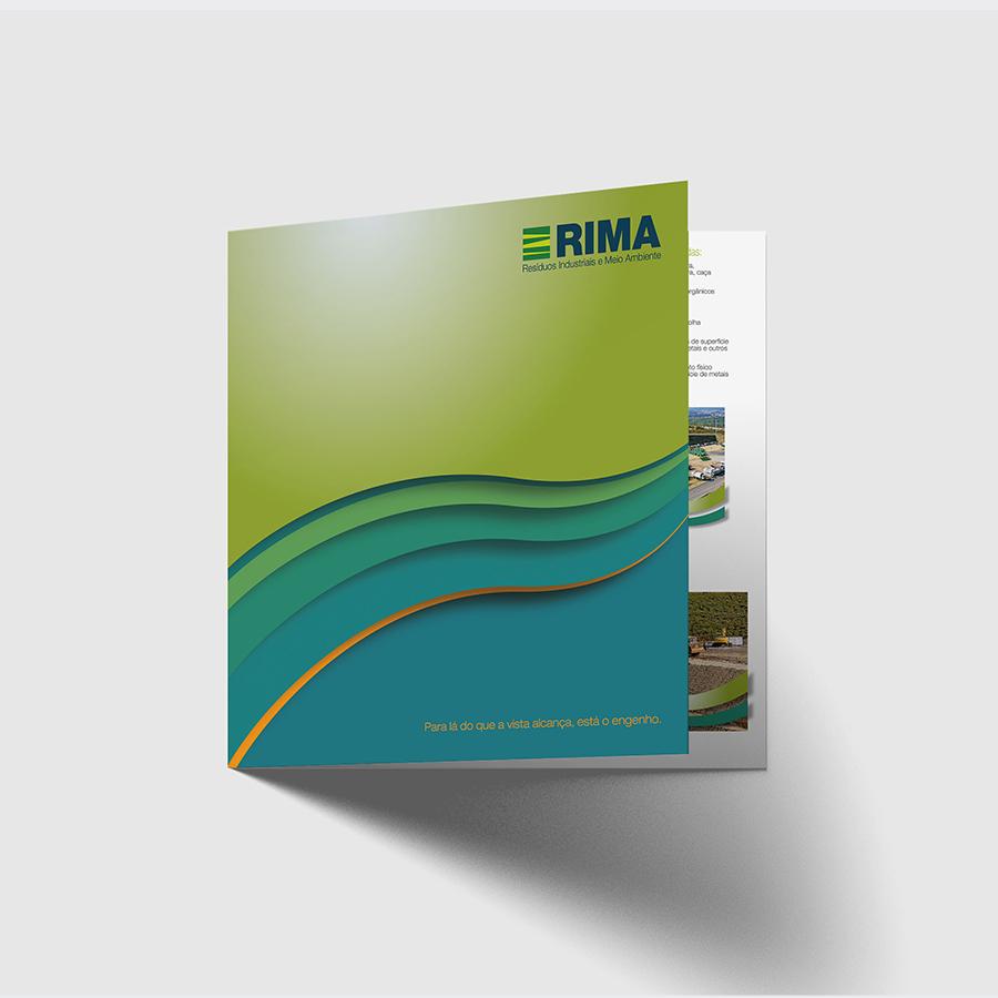 RIMA<br>Resíduos Industriais e Meio Ambiente